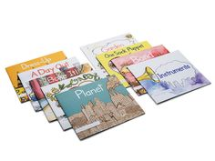 Eco-friendly books for the early reader. The Play Set – Home Grown Books