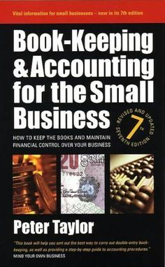 Free eBook on 'Book-keeping and Accounting for the Small Business'