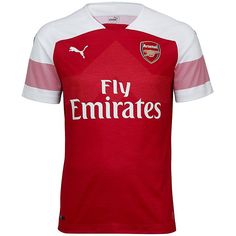 Arsenal Fc Kids Baby Official Home Football Kit Shirt /& Shorts 18//19 Season