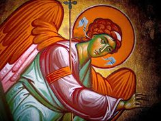 A prayer to your guardian angel Angel Rebelde, Greek Soldier, Your Guardian Angel, Religious Paintings, Holy Week, Orthodox Icons, Blessed Mother, Celestial, Holy Spirit