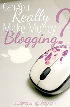 Is it possible to make money blogging? This post provides a great foundation for bloggers who want to monetize, and includes an amazing resource!