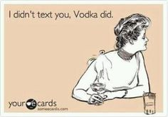 lol so true! there should be a liability waiver signed before every vodka involved evening