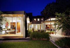 modern house architecture design interior mid century