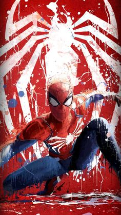 This is the first breakthrough and most anticipated for marvel spiderman game ever since the previous games were biggest flop. Marvel Comics, Marvel Fan, Marvel Heroes, Marvel Avengers, Spiderman Marvel, Spiderman Poster, Films Marvel, Parker Spiderman, Spiderman Ps4 Wallpaper