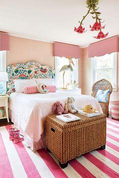 Kids Bedroom Designs, Bedroom Ideas, Coastal Bedrooms, Scandinavian Bedroom, Teen Girl Bedrooms, Cool Kids Bedrooms, Fantasy Bedroom, Modern Room, Room Inspiration
