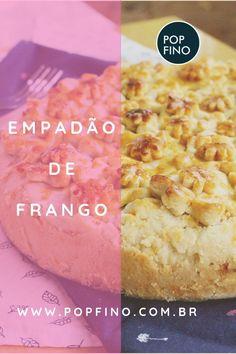 Receita de empadão de frango Muffin, Breakfast, Food, Recipes, Morning Coffee, Essen, Muffins, Meals, Cupcakes