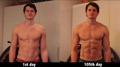 Muscle gain body transformation with Freeletics. This is Arne's Free Athlete transformation. Got motivated? Visit www.frltcs.com/success and start now. #Freeletics