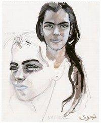 Journée de la Femme 2008 - Titouan Lamazou, Interview de l'artiste et portraits…