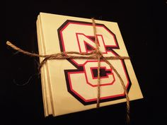 Graduation gift or game day? Personalized Products, Drink Coasters, Graduation Gifts, Unique Gifts, Neon Signs, Ceramics, Game, Design, Ceramica