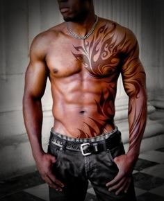 Tribal Tattoos for Men and Women (41)
