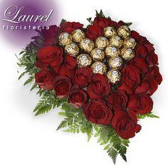 valentine gold rose