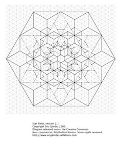 Star Tessellation Quilt Pattern Free Quilt Pattern