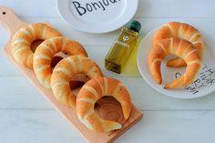 """クレセントロール - はじめてでも簡単♪あいりおーの""""毎日つくりたくなる""""おうちパン レシピブログ -料理ブログのレシピ満載!"""