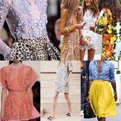 Prints 2014 trends we love for spring - summer!!!