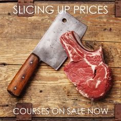 Hungry for summer discounts? Check out our specialty online cooking courses now on sale! http://courses.escoffieronline.com/