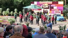 Wiesmoor-info: Blütenfest 2016 - Samstagnachmittag