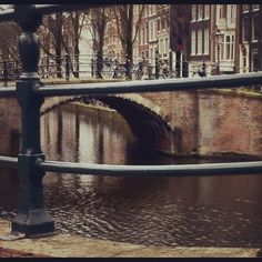 'canals #amsterdam' by melindavee