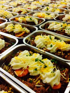 Airline meal  G Catering style- Shepard's Pie -