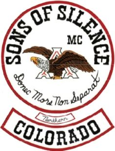 MC Colors / Cut on Pinterest | motorcycle clubs, hells angels and ...