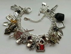 Supernatural bracelet. THIS IS AMAZING. I WANT ONE!