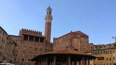 Alle spalle della Torre, Siena
