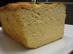 Ginger Lemon Girl: My Favorite Gluten Free Sandwich Bread | This is the only gluten & dairy free bread I make. I substitute another 1/2 cup of tapioca flour for the dry milk. This is amazing bread!