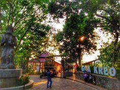 GUO KREO Gunung Pati Kota Senarang  30/03/2018