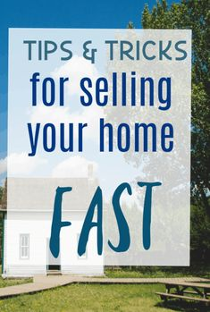 Tricks and tips for selling your home fast and with NO STRESS at a beautiful space Beautiful Space, Beautiful Homes, Sell Your House Fast, Family Budget, Cute Dorm Rooms, Moving House, Saving Ideas, Home Hacks, Ways To Save