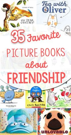 This list of children's books about friendship will help you find the perfect beginning of the year read aloud stories. Now updated with ten new picture books #friendship #backtoschool #booksandgiggles #kindergarten #preschool