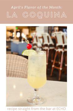 Delightful La Coquina Cocktail Recipe