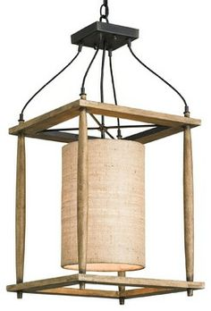 Tahitian Lantern - traditional - chandeliers - Masins Furniture