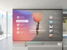 Live Wall by Cosmin Capitanu