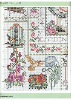 garden sampler   5