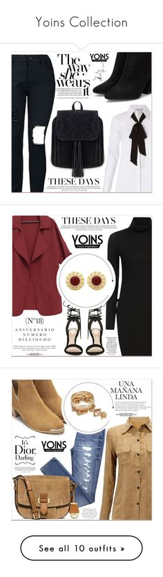 """""""Yoins Collection"""" by lucky-1990 ❤ liked on Polyvore featuring yoins, Diane Von Furstenberg, Sinclair, ALDO, MICHAEL Michael Kors, Butter London, Edward Bess, Marc Jacobs, Pussycat and Burberry"""