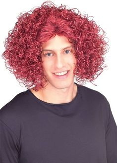 Rubie's Costume Loud Mouth Top Wig, Red, One Size Rubie's... https://www.amazon.ca/dp/B00181BJEG/ref=cm_sw_r_pi_dp_x_TBuIyb7H2E0TA