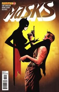 Masks #2 Jae Lee cover b ---> shipping is $0.01 !!!