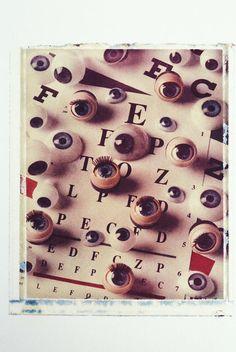 Eyes on eye