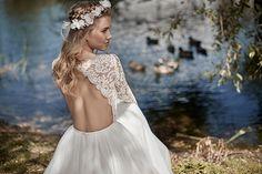 Ονειρικα ρομαντικα νυφικα φορεματα | Victoria F. Collection – Maison Signore - Love4Weddings