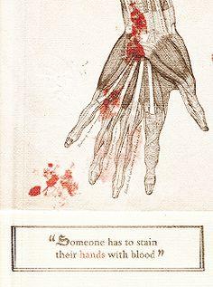 Кому-то придётся запачкать свои руки кровью