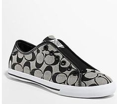 Coach shoes! Want!