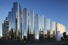 Len Lye Centre & Govett Brewster Art Gallery, New Plymouth, NZ