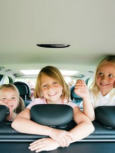 Ideas para mantener a los niños ocupados en el auto