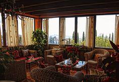 Living room Hotel Laurel de la Reina
