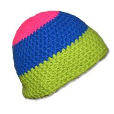 Easy 3Parts Mützen Häkelmütze häkeln DIY Mode Mütze Beanie Handarbeit Mütze häkeln Textil Mode Mode für