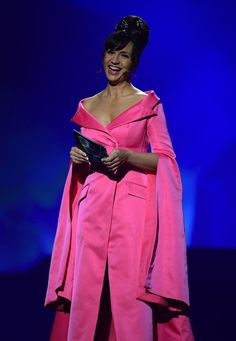 No, she is not Danish, but she has humor as a Dane: Swedish Petra Mede - the host of Eurovision 2013 - the best and funniest host of the song contest ever!