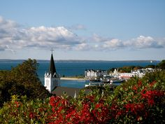 Mackinac Island, me and hubby's favorite place to go.