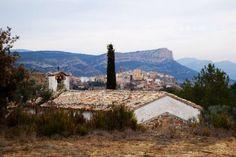 Desde la Ermita de Vilavella, una pequeña joya arquitectónica