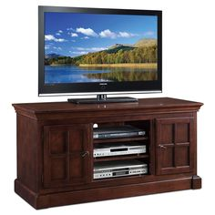 Leick Bella Maison Two Door TV Stand, 52""