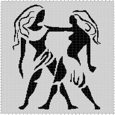 Zwillinge (150x200)