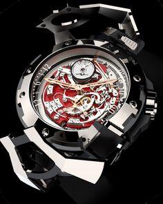DeWitt concept watch: X watch